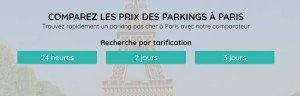 parking paris gratuit