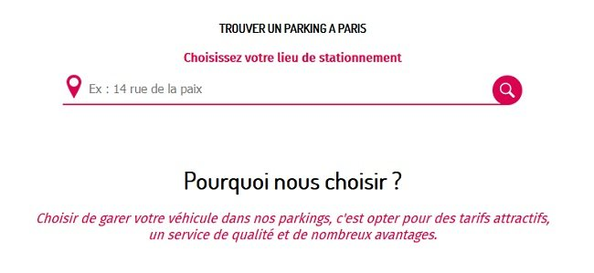 parking Gare Saint Lazare pas cher