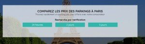 parking Gare Montparnasse